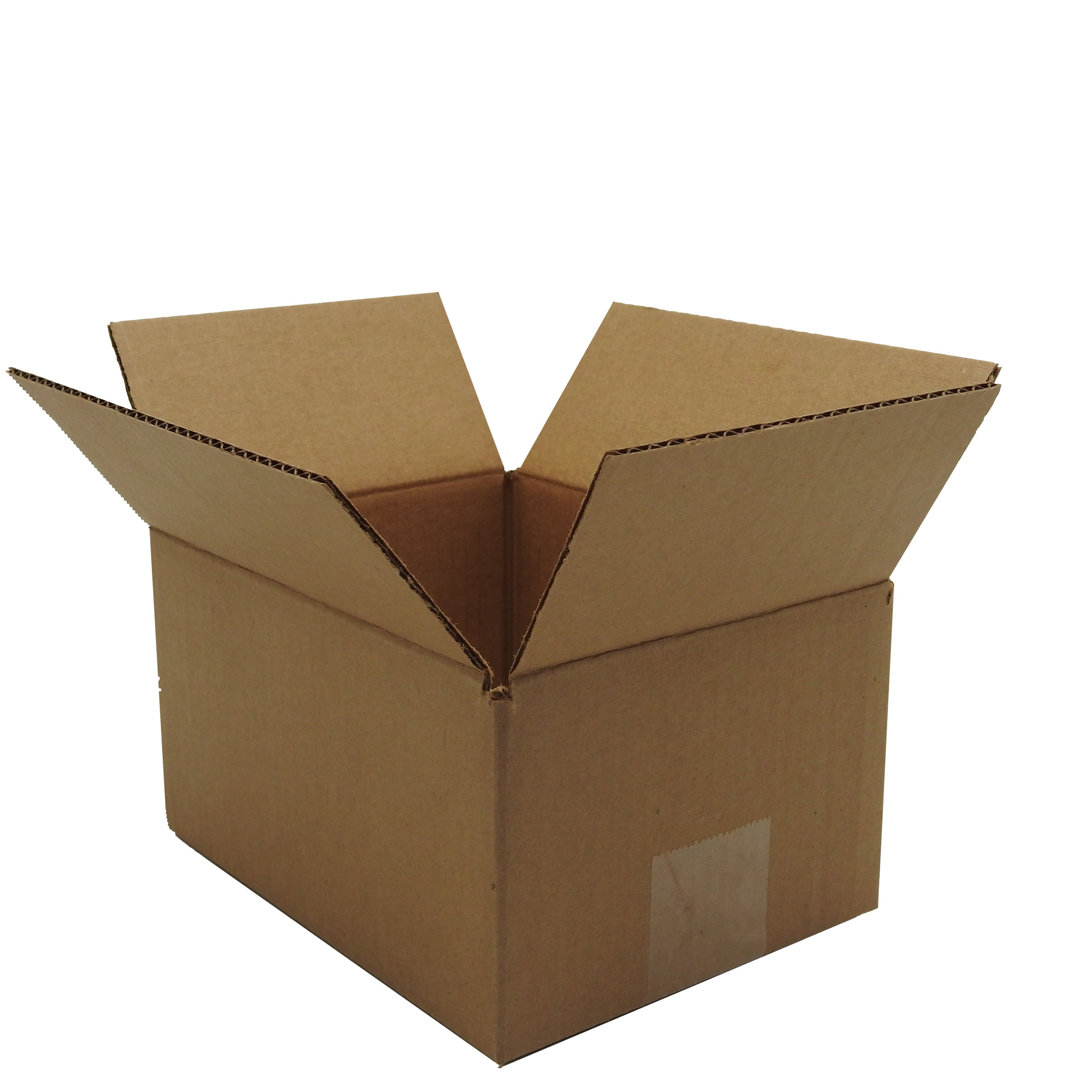 100 8x6x6 Corrugated Cardboard Shipping Mailing Packing Moving Boxes Box Carton
