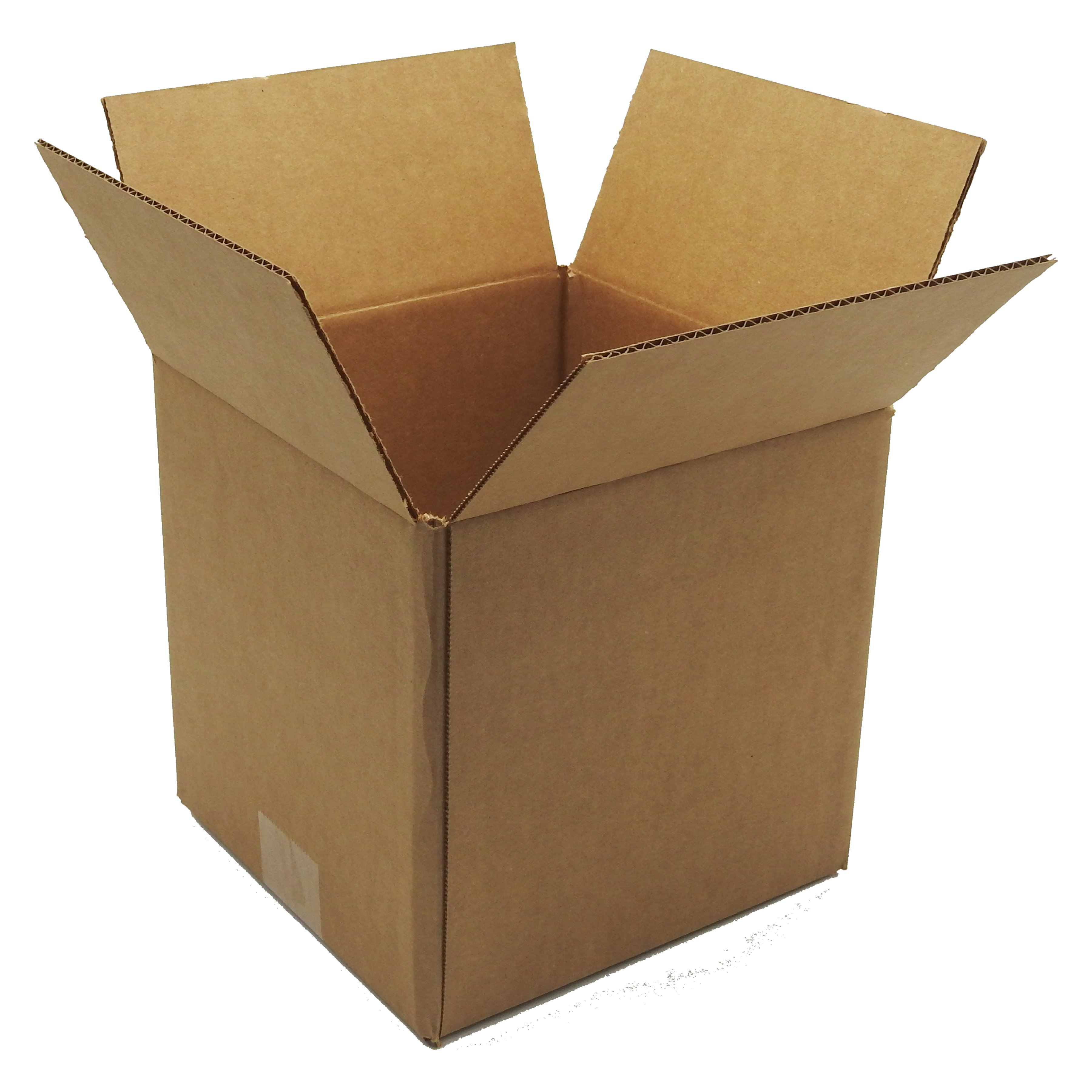 100 8x8x8 Corrugated Cardboard Shipping Mailing Packing Moving Boxes Box Carton
