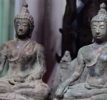ขุดพบพระพุทธรูปโบราณที่ อ.โนนศิลา กรมศิลปากรเร่งตรวจ!!