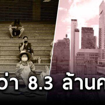 ช็อก! คนไทยตกงาน กว่า 8.3 ล้านคน เศรษฐกิจทรุดหนัก เตรียมรับมือ