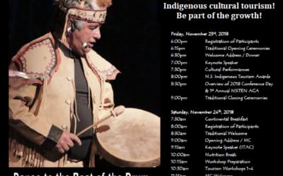 2018 Nova Scotia Indigenous Tourism Conference