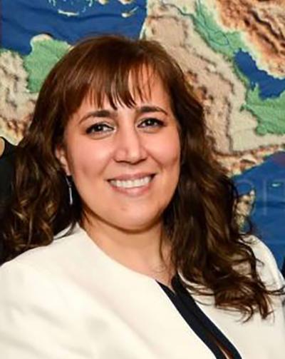 Photo of Dr. Maria Gomez Albrecht