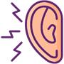 ear left
