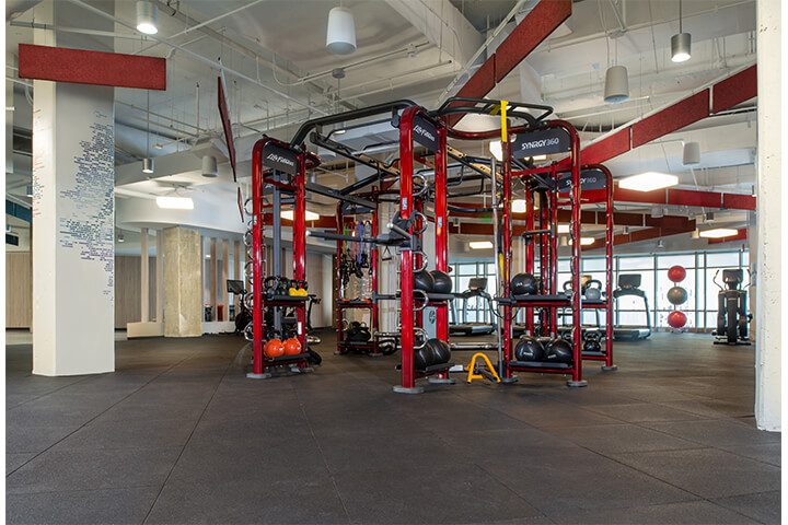 Elevation - Synergy Fitness Group