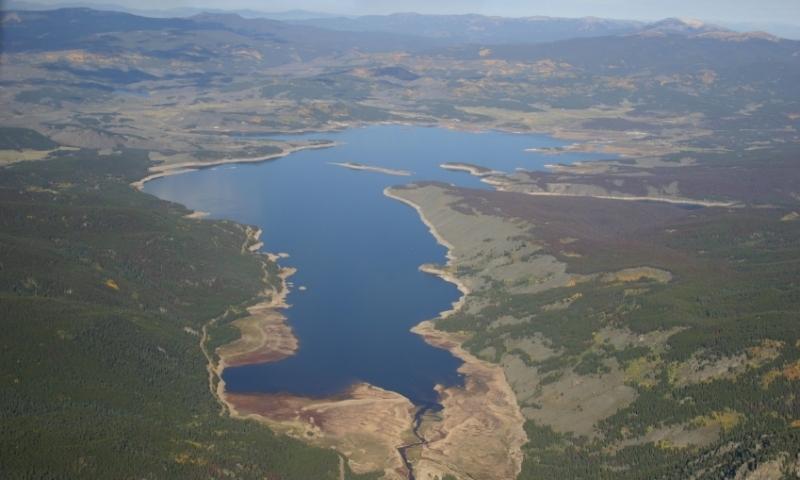 About Lake Granby