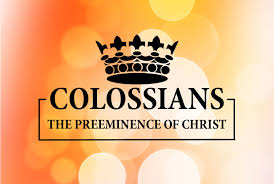 Partakers of the Inheritance (Colossians #22)