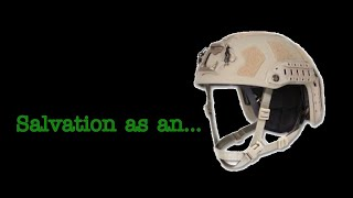 Salvation as an Helmet