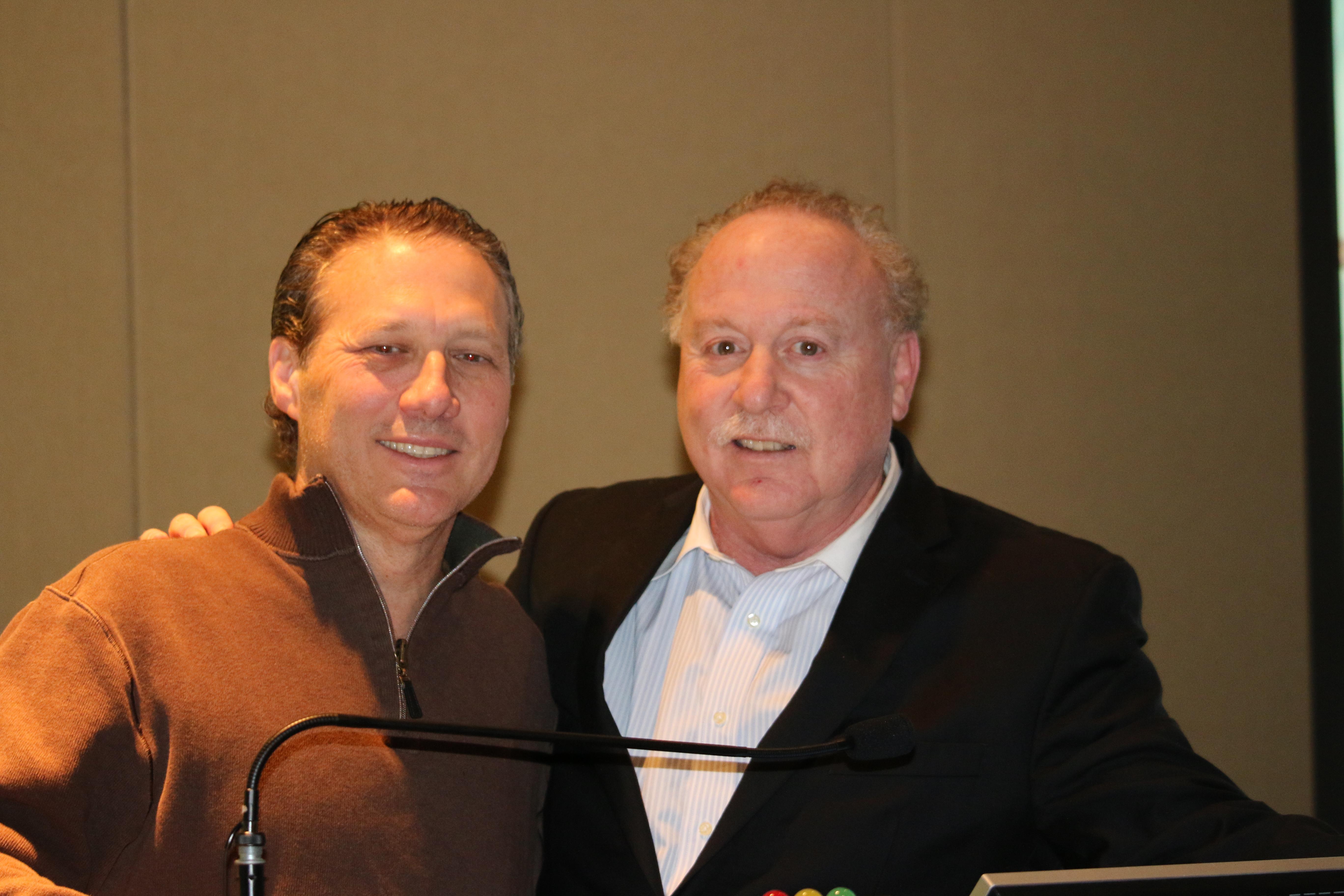 Renato Saltz, MD & S. Randolph Waldman, MD