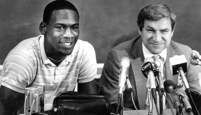 How a Management Guru Changed Michael Jordan's Life