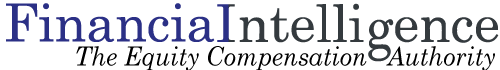 Financial Intelligence Logo stock administration