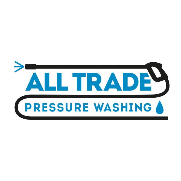 All Trade Pressure washing Logo