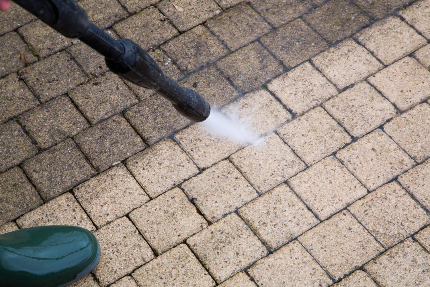 Pressure washing for Businesses