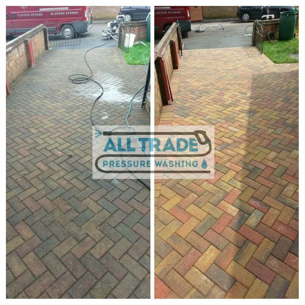 Driveway Cleaning in Dorset