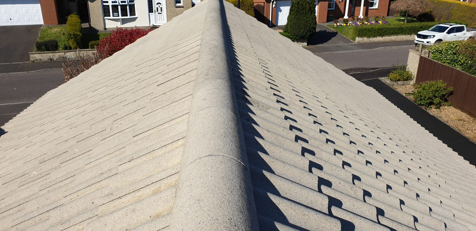 The benefits of roof cleaning - All Trade pressure washing