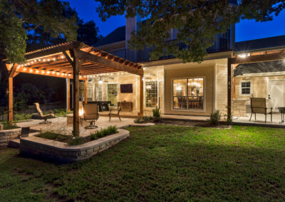 Cooley Backyard Remodel