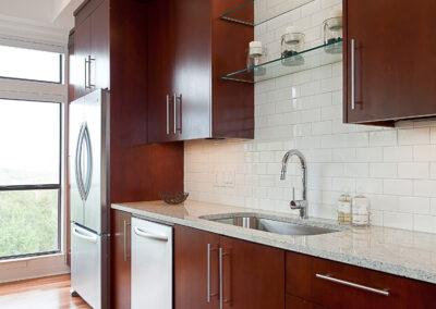 sirhal kitchen close up
