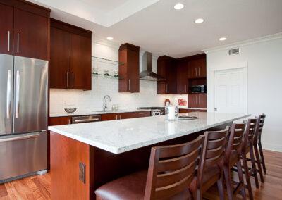 sirhal kitchen left side view