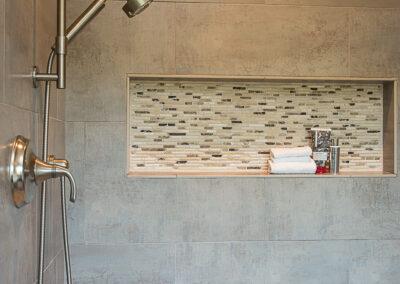 Weinberger shower