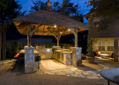 Willis Outdoor Kitchen
