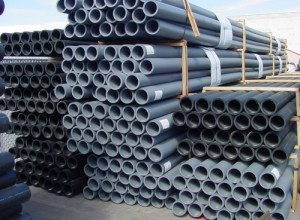 HDPE-Pipes stack