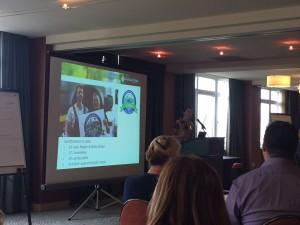 Grace Stainback presentation