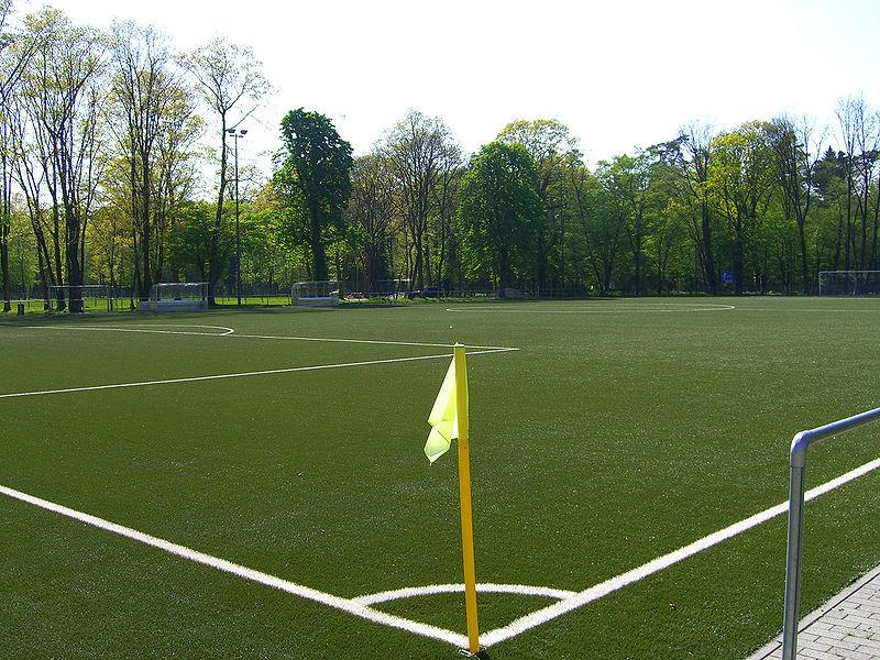 turf soccer field