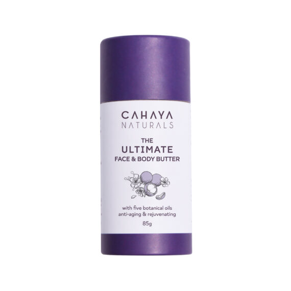 19A – The Ultimate Face & Body Butter