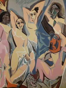 Picasso In Paris Mcmahons On The Move