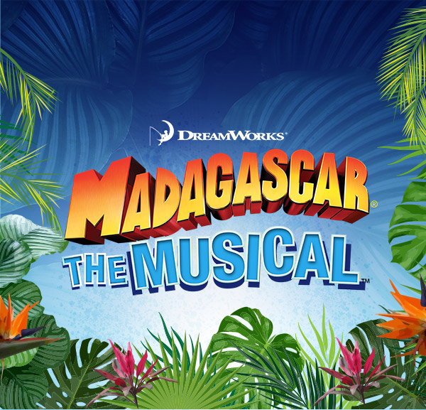 Madagascar The Musical logo