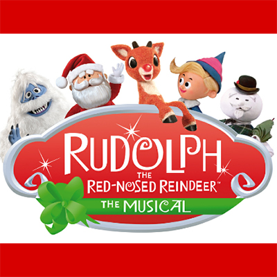 Rudolph The Musical logo