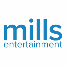 Mills Entertainment Logo