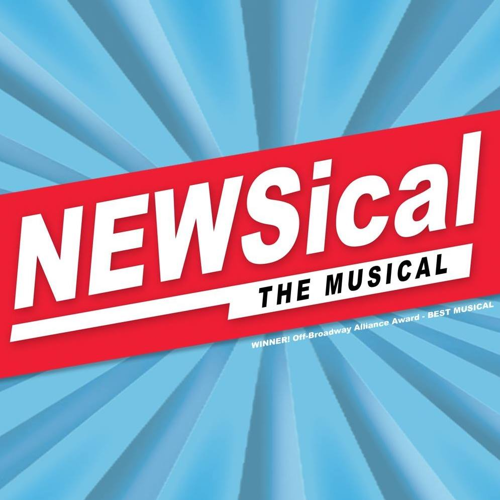 NEWSical the Musical logo