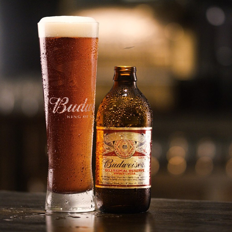 Budweiser Releases New Brew
