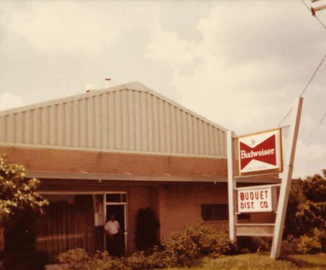 1970's – St. Charles Street Location