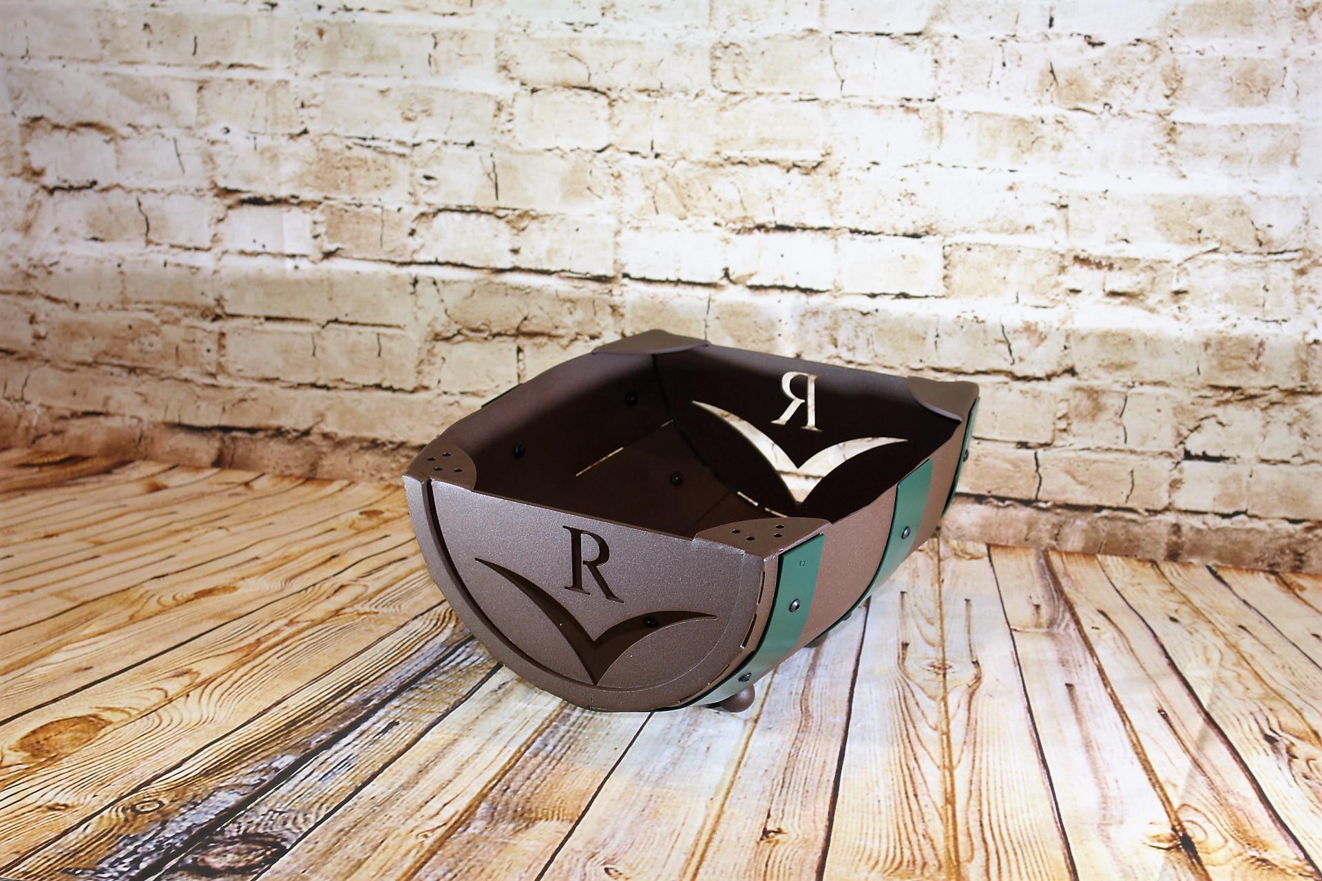 Ball Barrel Basket -Raritan