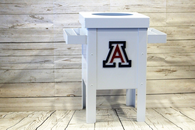 Club Cleaning Stations -University of Arizona