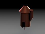 Silo Tee Marker Concept