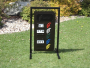 Golf Driving Range Sign -Ptarmigan
