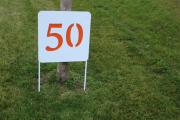 Driving Range Signs -Citrus Club
