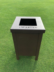 Trash Can Enclosure _TPC SCOTTSDALE