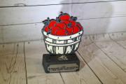 Apple Trophy -Bob O'link