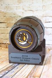 Barrel Trophy -Southern Oregon Classic