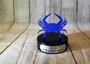 Blue Crab Trophy