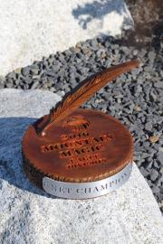 Desert Mountain Mountain Magic Trophies