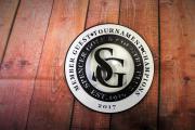 Spencer G&CC Plaque