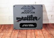 The Rattler Award -Desert Mountain