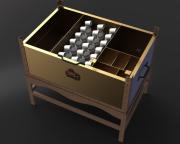 Sahalee Range Box - open
