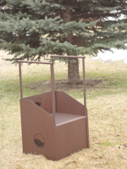 Golf Shoe Cleaning Station -The Cliffs at Mountain Park