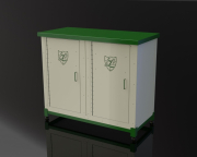 Custom Storage Unit 2