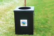 Waste Enclosures for Golf Courses -The Links